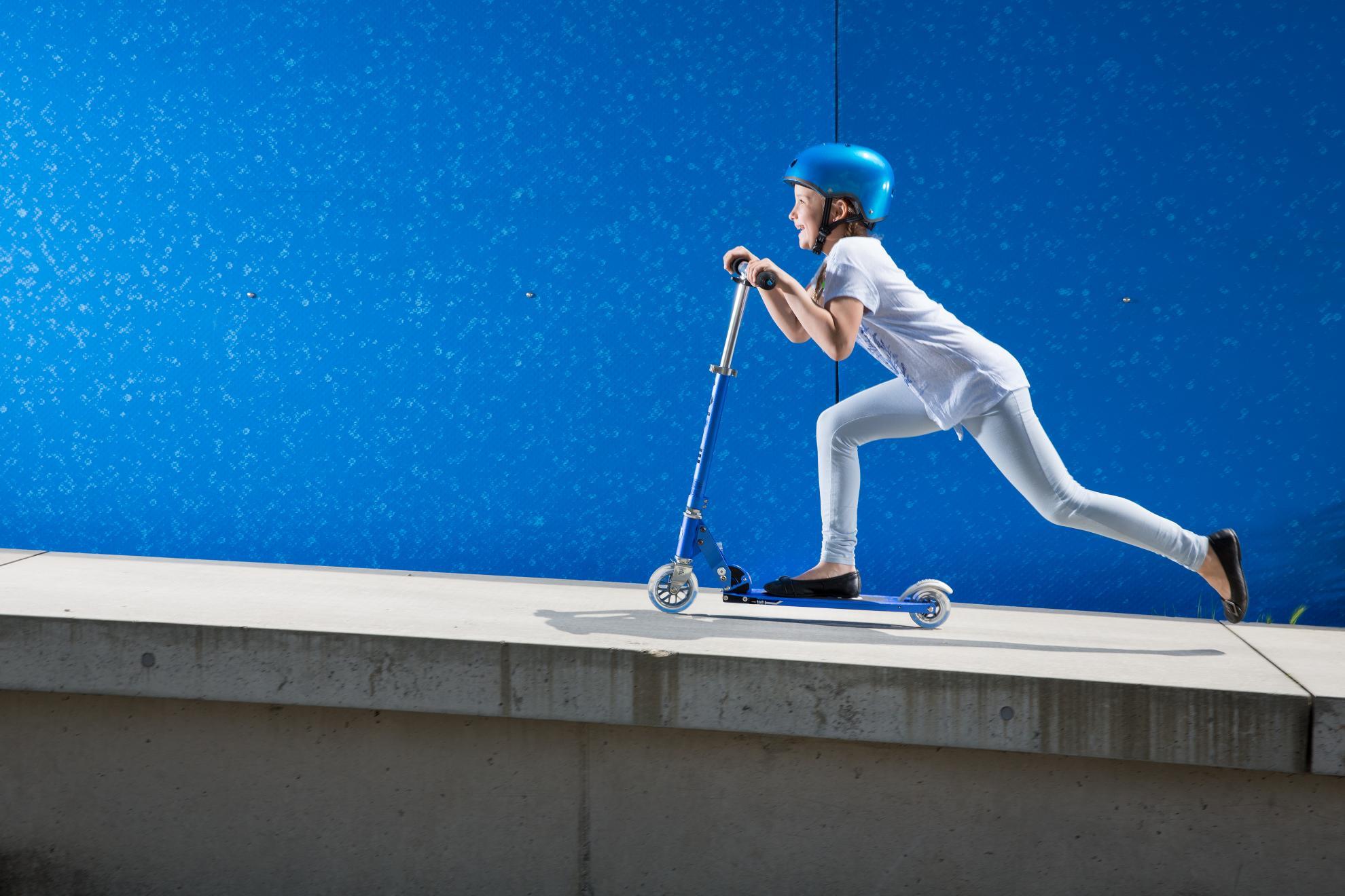 Akční obrázky Micro Sprite Sapphire Blue - sleva