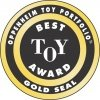 2009 - Best Toy Award - Gold Seal